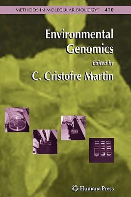 Environmental Genomics - Martin, C. Cristofre (Editor)