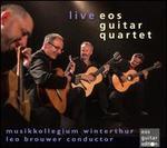EOS Guitar Quartet: Live