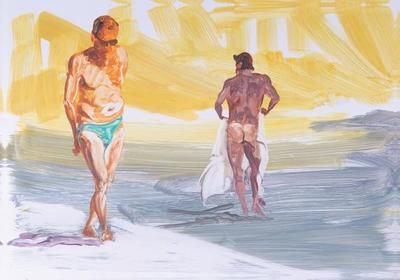 Eric Fischl - Fischl, Eric, and Schroder, Klaus Albrecht (Text by), and Lahner, Elsy (Text by)