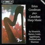 Erica Goodman Plays Canadian Harp Music