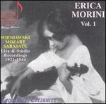 Erica Morini Vol.1