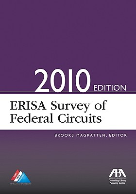 Erisa Survey of Federal Circuits - Magrattan, Brooks (Editor)