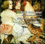 Ernö Dohnányi: Variations on a Nursery Song; Konzertstück for cello; Piano Concerto No. 2