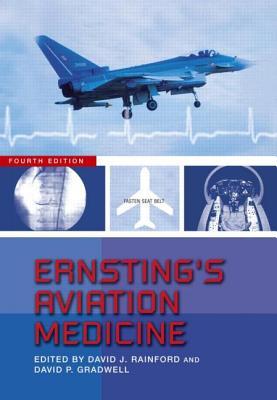 Ernsting's Aviation Medicine - Gradwell, David (Editor)