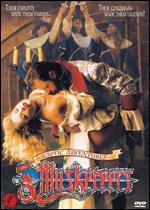 Erotic Adventures of the 3 Musketeers