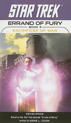 Errand of Fury: Sacrifices of War Bk. 3 - Ryan, Kevin