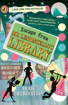 Escape from Mr Lemoncello's Library - Grabenstein, Chris