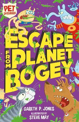 Escape from Planet Bogey - Jones, Gareth P.