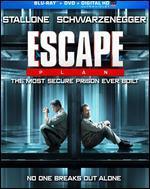 Escape Plan [2 Discs] [Blu-ray/DVD]