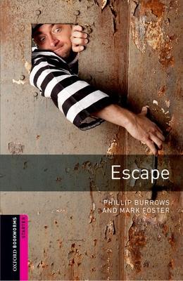 Escape - Burrows, Phillip