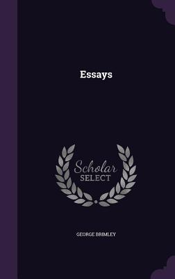 Essays - Brimley, George