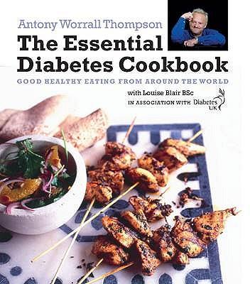 Essential Diabetes Cookbook - Thompson, Antony Worrall