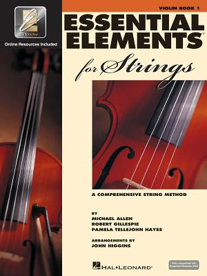 Essential Elements 2000 for Strings Plus DVD: Violin - David, M. Brewster, and Hal Leonard Publishing Corporation (Creator)