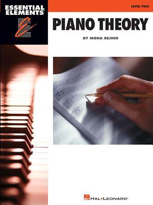 Essential Elements Piano Theory - Level 2 - Rejino, Mona
