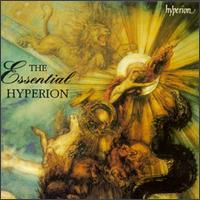Essential Hyperion - Allegri Quartet; Andrew Lawrence-King (harp); Andrew Lucas (organ); Andrew Watts (dulcian); Ann Murray (mezzo-soprano);...