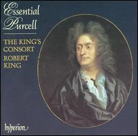 Essential Purcell - Barbara Bonney (soprano); Charles Daniels (tenor); Eamonn O'Dwyer (treble); Gillian Fisher (soprano);...