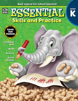 Essential Skills and Practice, Grade K - Brighter Child (Compiled by)