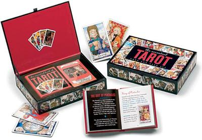 Essential Tarot Book & Card Boxed Set - Peter Pauper Press, Inc (Creator)