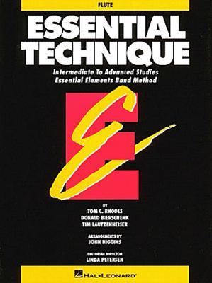 Essential Technique - Flute Intermediate to Advanced Studies (Book 3 Level) - Rhodes Biers