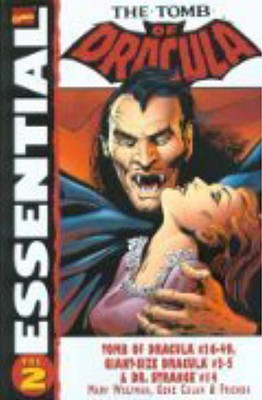 Essential Tomb of Dracula Volume 2 Tpb - Wolfman, Marv, and McKenzie, Roger