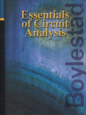 Essentials of Circuit Analysis - Boylestad, Robert L