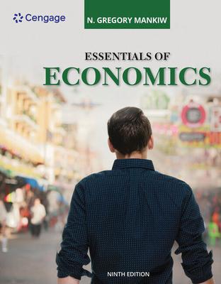 Essentials of Economics - Mankiw, N.