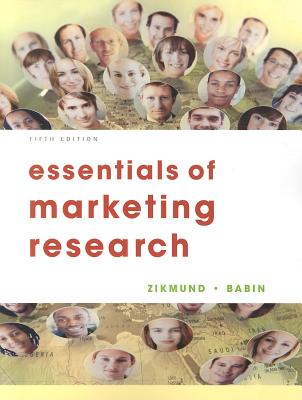 Essentials of Marketing Research - Zikmund, William G