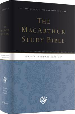ESV MacArthur Study Bible, Personal Size - MacArthur, John F. (Commentaries by)