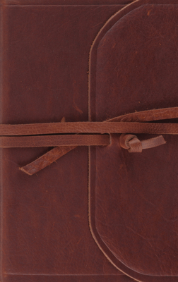 ESV Thinline Bible (Flap with Strap) -