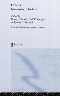 Ethics: Contemporary Readings - Gensler, Henry