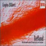 Eug�n D'Albert: Tiefland