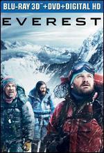 Everest [Includes Digital Copy] [3D] [Blu-ray/DVD]