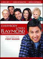 Everybody Loves Raymond: The Complete First Season [5 Discs] -