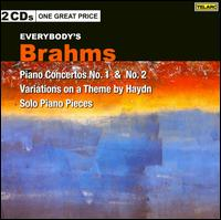 Everybody's Brahms: Piano Concertos Nos. 1 & 2; Variations on a Theme by Haydn; Solo Piano Pieces - Horacio Gutiérrez (piano); Lang Lang (piano); Royal Philharmonic Orchestra; André Previn (conductor)