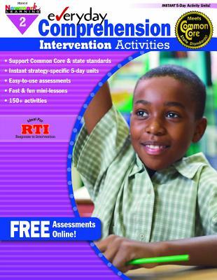Everyday Comprehension Intervention Activites, Grade 2 - Scraper, Katherine