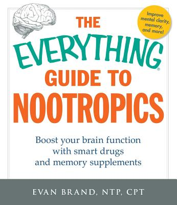 Everything Guide To Nootropics - Brand, Evan