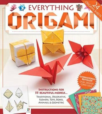Everything Origami (binder relaunch) -