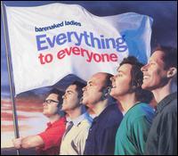 Everything to Everyone [CD & DVD] - Barenaked Ladies