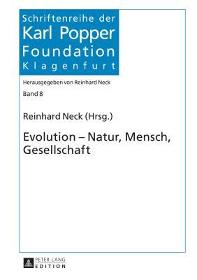 Evolution - Natur, Mensch, Gesellschaft - Neck, Reinhard (Editor)