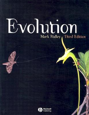 Evolution - Ridley, Mark