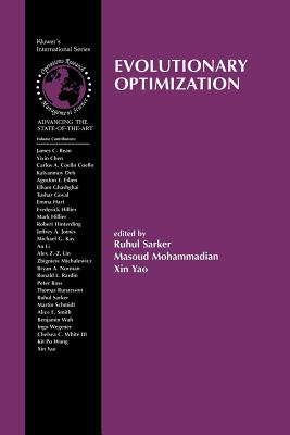 Evolutionary Optimization - Sarker, Ruhul, PH.D. (Editor)