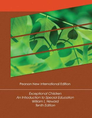 Exceptional Children: An Introduction to Special Education - Heward, William L.