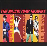 Excursions, Remixes & Rare Grooves - The Brand New Heavies