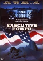 Executive Power - David Corley