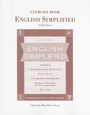 Exercise Book for English Simplified - Higgins, John A.