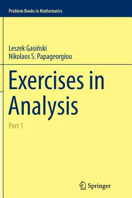 Exercises in Analysis: Part 1 - GasiDksi, Leszek