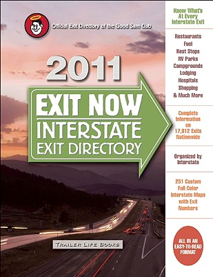 Exit Now: Interstate Exit Directory - Trailer Life (Creator)