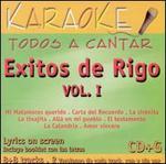 Exitos de Rigo, Vol. 1