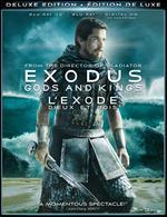 Exodus: Gods and Kings [3D] [Blu-ray/DVD]