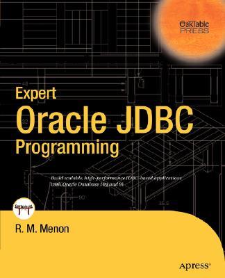 Expert Oracle JDBC Programming - Menon, R M